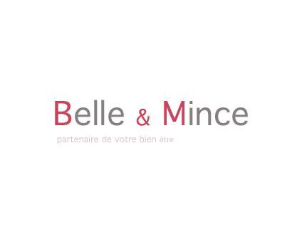 Belle et mince